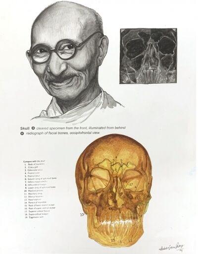 Debanjan Roy, 'Untitled Drawing 2', 2009