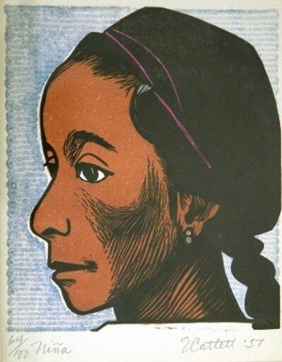 Elizabeth Catlett, 'Nina ', 1957