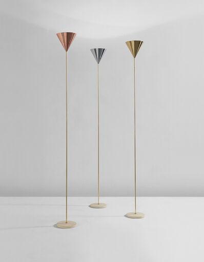 "Ignazio Gardella, 'Set of three ""Imbuto"" floor lamps', circa 1954"