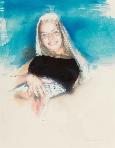 Martin Eder, 'ME Girl 165', 2001