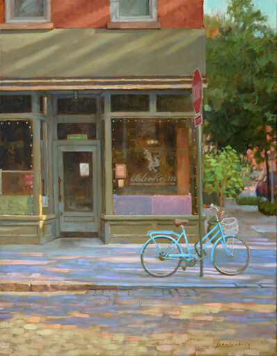 Paul Schulenburg, 'Blue Bike', 2019