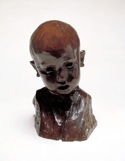Constantin Brâncuși, 'Bust of a Boy (Buste d'enfant)', 1906