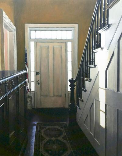 Nick Patten, 'Webster's Hallway', 2019