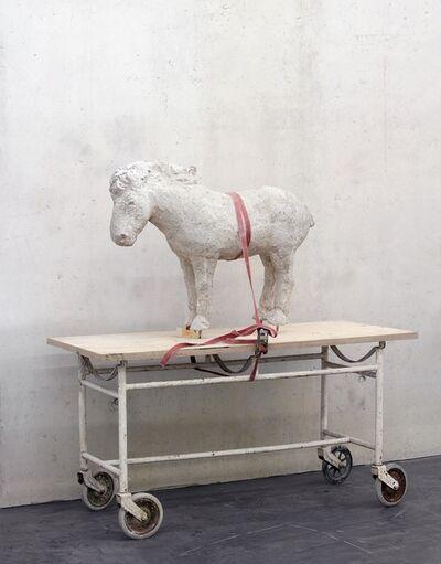 Johannes Brus, 'Horse on stretcher', ca. 2006