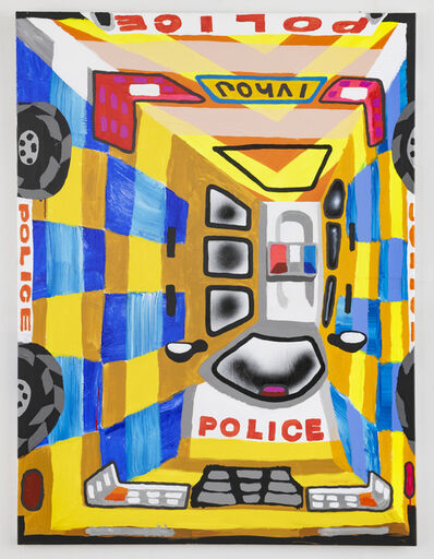 Royal Jarmon, 'Euro Police', 2018-2020