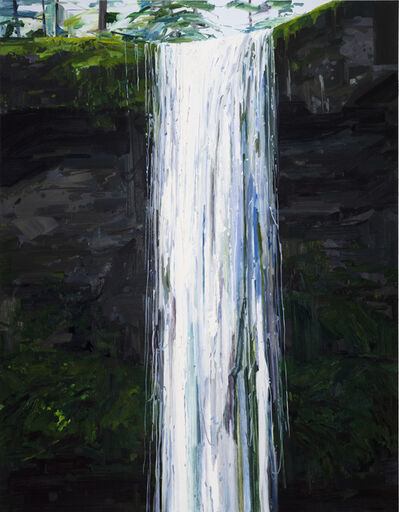 Claire Sherman, 'Waterfall', 2018