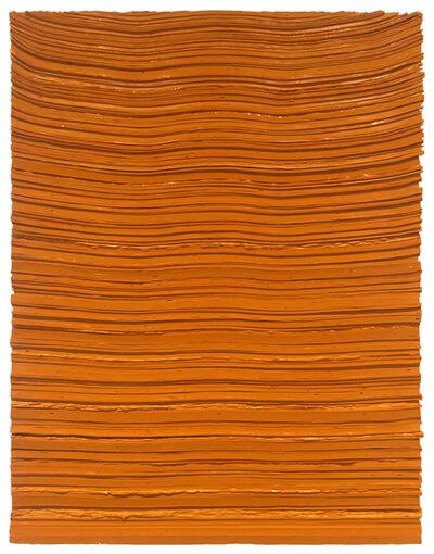 Max Johnston, 'Indian Yellow', 2003
