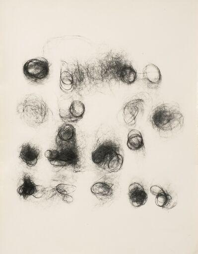 Běla Kolářová, 'Knots of Black Hair', 1964