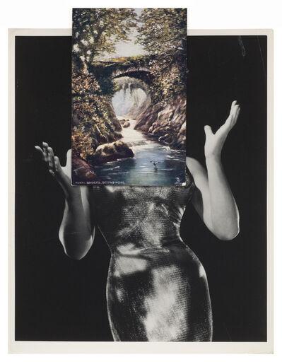 John Stezaker, 'Portrait V', 2015