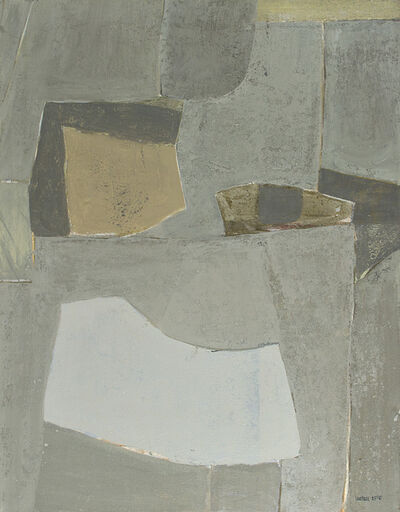 Lee Hall, 'Fragment: Stone Light ', 1970