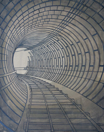 William Steiger, 'Tunnel', 2018