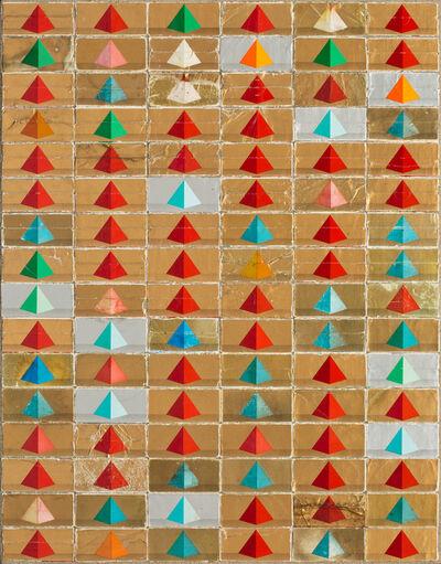 Robert Larson, 'Pyramids (Avenue of the Dead)', 2018