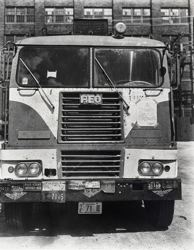 Robert Cumming, 'Truck Is an Object', 1970