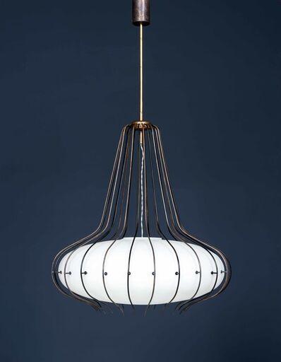 Angelo Lelli, 'Modèle 12699, Ceiling lamp', vers 1960