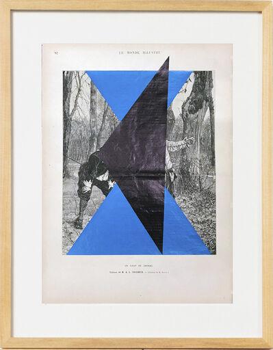 Jorge Cabieses, 'Un Coup De Jarnac', 2015