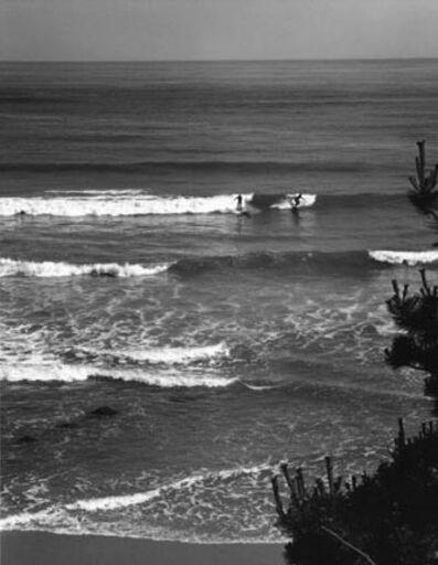 Michael Dweck, 'Surfing the Breaks at Terrace, Montauk, New York', 2002