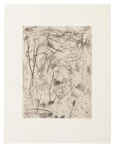Jackson Pollock, 'Untitled', 1944, 1945, 1967