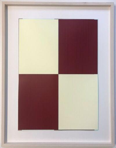 Imi Knoebel, 'o.T. l Ed', 2000-2011