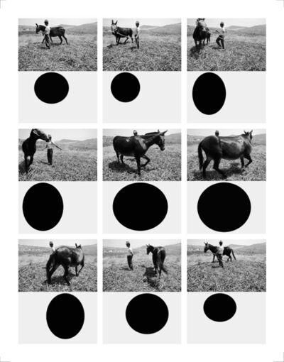 Mario Cresci, 'Geometria naturalis, Tricarico 1975 - Bergamo 2011 ', 2016