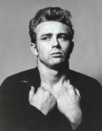 Roy Schatt, 'James Dean (from the Torn Sweater series)', 1954