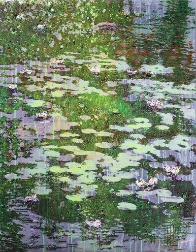 Wim Ricourt, 'Meeting Between Turner and Monet A', 2020