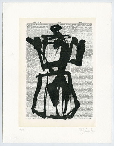 William Kentridge, 'Universal Archive (Ref. 01)', 2012