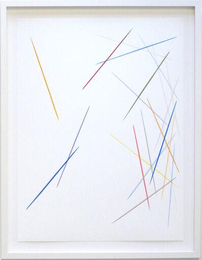 Michael Batty, 'Drawn 2', 2011