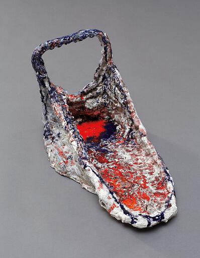 Sterling Ruby, 'Jaw Artist/RWB', 2009