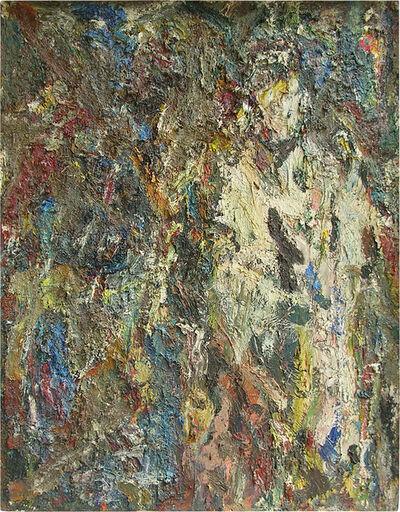 Eugène Leroy, 'Homme Bleu', 1965
