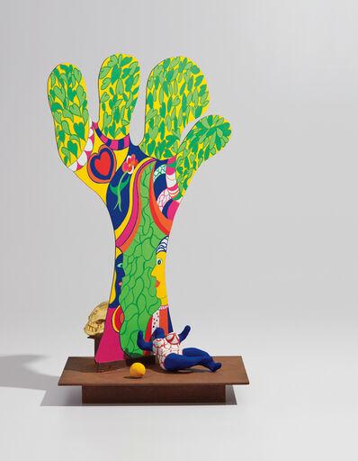Niki de Saint Phalle, 'L'arbre de vie (The Tree of Life), from Mémorie de la Liberté suite', 1991