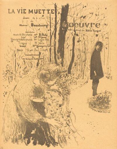 Édouard Vuillard, 'La Vie muette', 1894