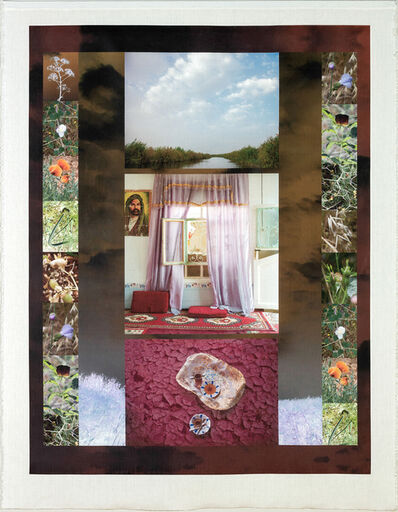 Meridel Rubenstein, 'Amethyst Room, Southern Iraq'