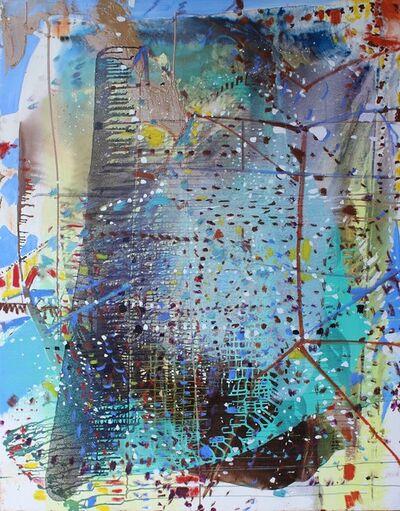 Jackie Saccoccio, 'Peripheral Slide', 2019