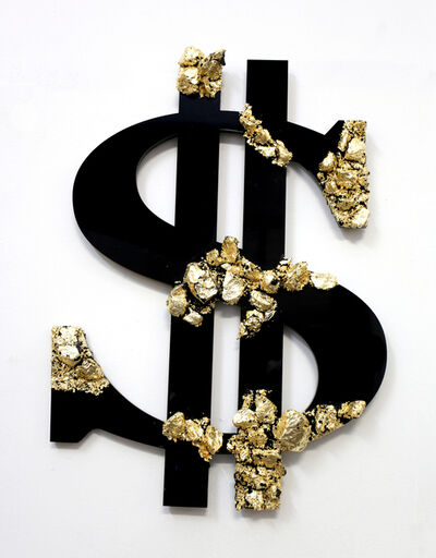 Louis Pratt, 'Dollar', 2015