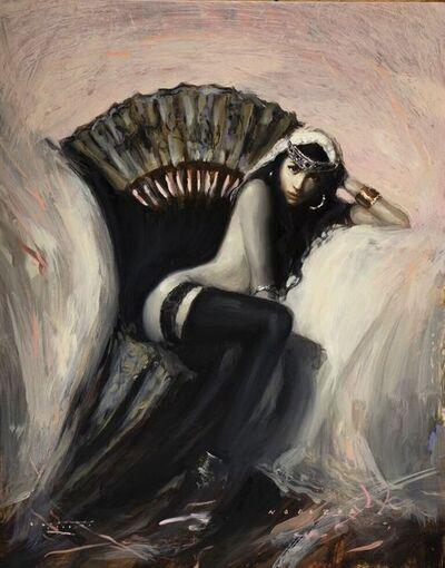 Nadezda, 'Scheherazade Etude 01', 2018