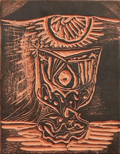 Pablo Picasso, 'Le Verre Sous La Lampe (Glass Under Lamp)', 1964