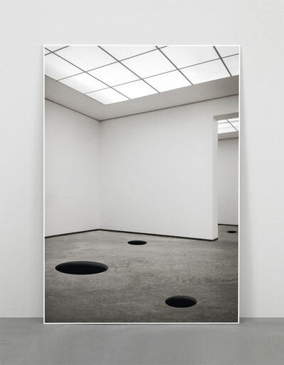 Fabian Bürgy, 'Holes', 2017