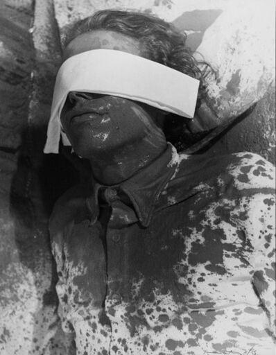 Hermann Nitsch, 'Action', 1965