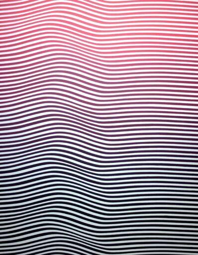 Cristina Ghetti, 'Red Gradient', 2018