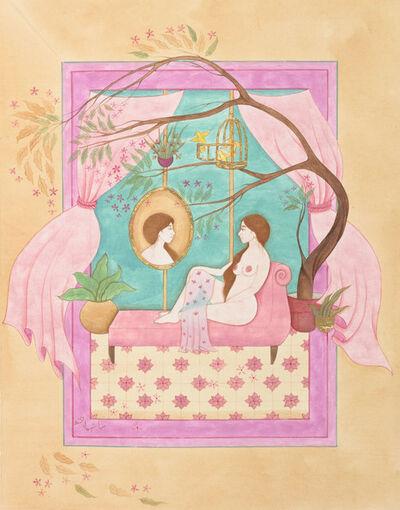 Hiba Schahbaz, 'Birdcage', 2020