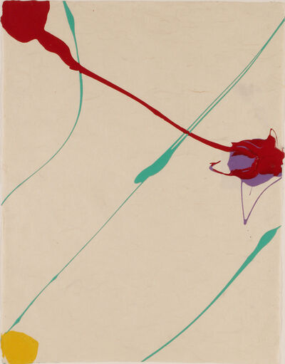 Sam Francis, 'Untitled (SF87-144B)', 1987