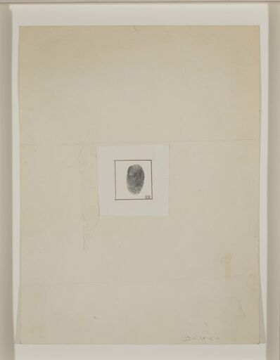 Robert Rauschenberg, 'Self-Portait [for The New Yorker profile]', 1964