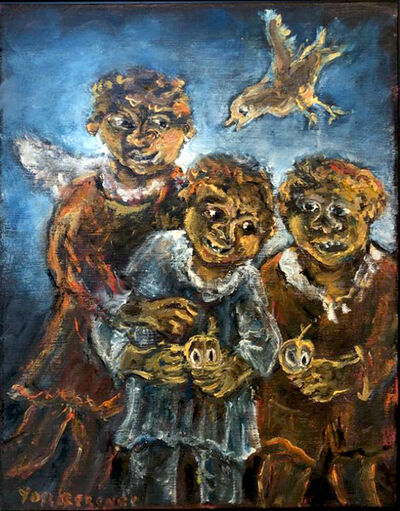 Yosl Bergner, 'Aboriginal 2', 2013
