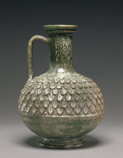 'Lead-Glazed Jug',  50 B.C. -A.D. 50