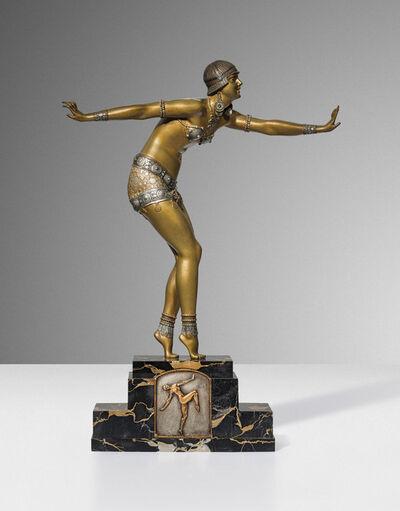 Demetre Chiparus, ''Danseuse Phénicienne'', circa 1925