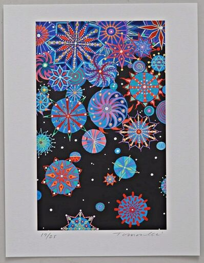 Fred Tomaselli, 'Untitled from Earth School Portfolio ', 2005