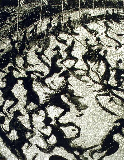 Bill Jacklin, 'Afternoon Skaters', 1998