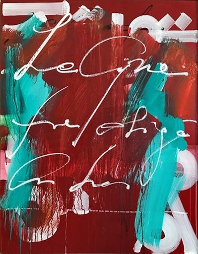 RETNA, 'Untitled ', 2015