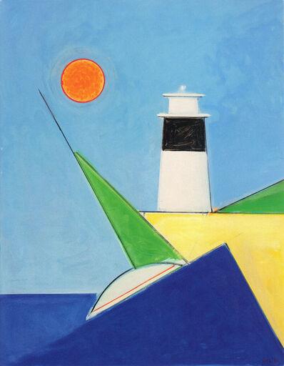 Paul Resika, 'Blue Wave', 2008