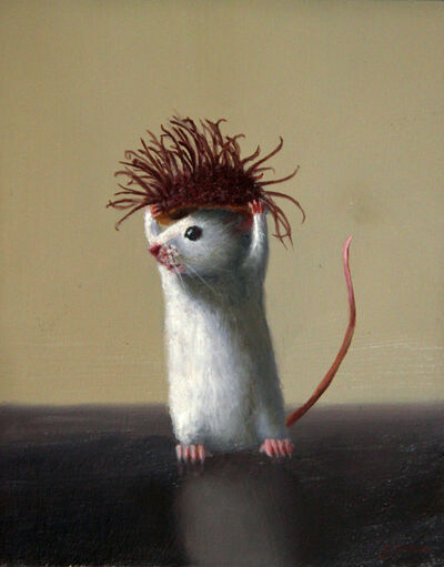 Stuart Dunkel, 'Lychee Hat', 2019
